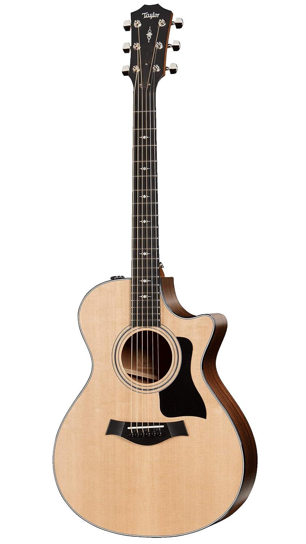 Taylor 312ce V-Class 300 Series エレクトリックアコースティックギター   B07RF6TSKH
