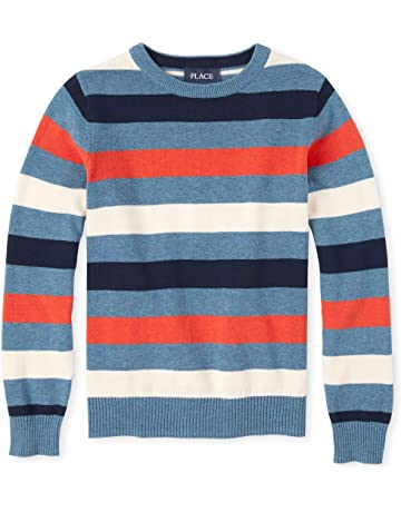 The Childrens Place Baby Boys Long Sleeve Sweater