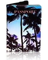 Stylish Passport Holder Multi-Slots Cover Travel Organizer for Men & Women