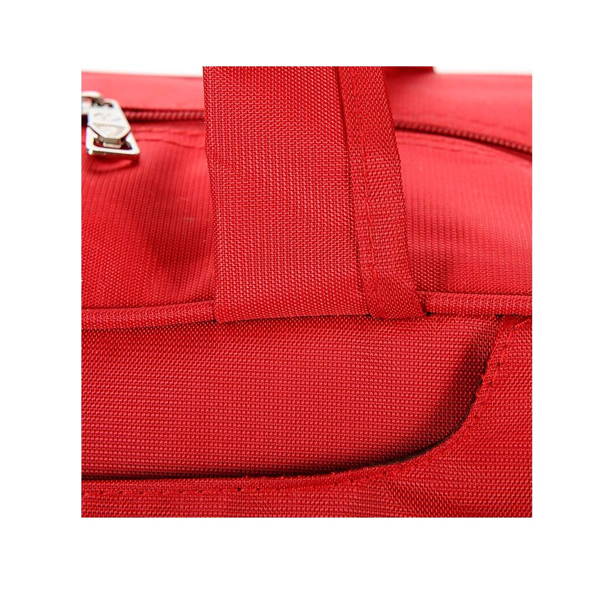 Soft Bag Simple Travel Organizer Red The Latest Style Huijunwenti Trolley Case Color : Red Handbag Travel Case 20 Inches