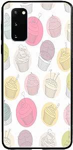 اوكتيك كفر حماية غطاء جراب متوافق مع  سامسونج جالكسي اس 20  خلفية صلبة واطراف مرنه ممتص للصدمات - تصميم مطفي متعدد الألوان بواسطة اوكتيك
