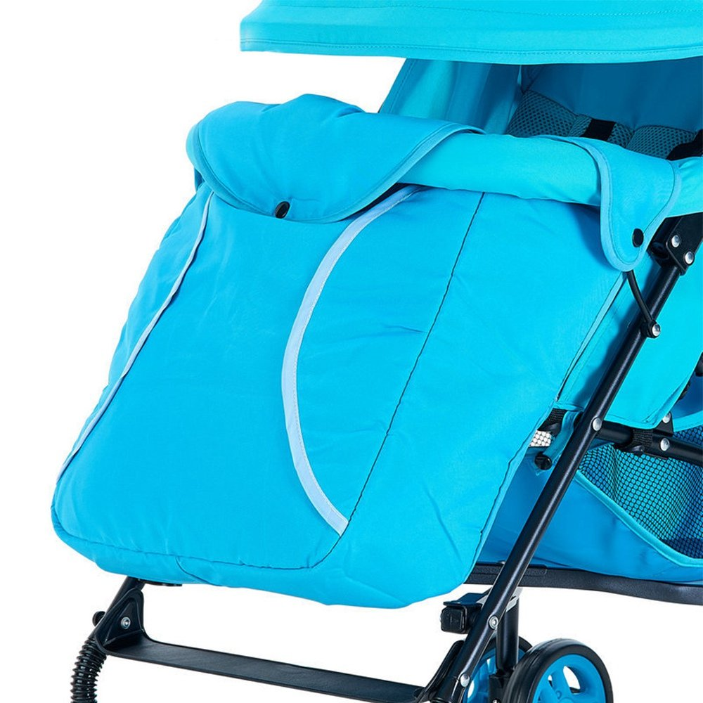 Universal Pushchair Footmuff Baby Stroller Cosy Toes Liner Buggy Padded Pushchair Foot Muff Pram Feet Cover Winter Prams Warmer, 53x35cm/21x14 inch Perfectii