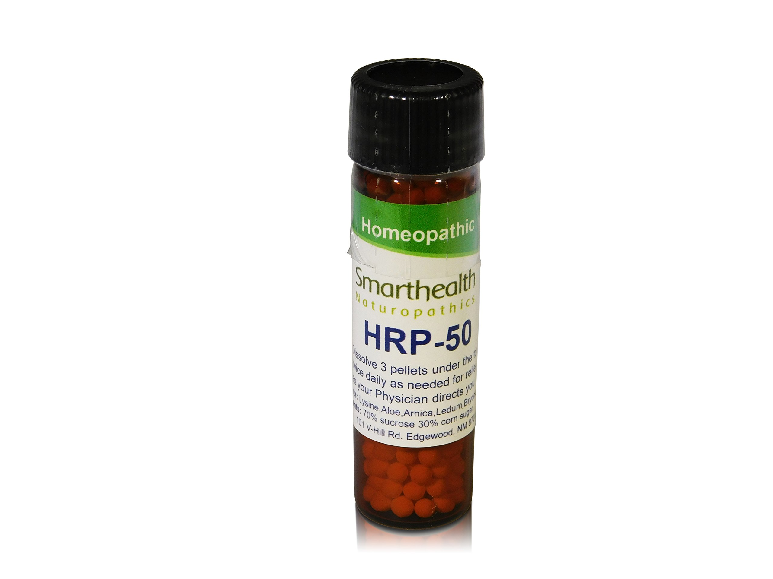 ''HRP-50 All Natural Homeopathic Formula For Her-pees. by Smarthealth, naturopathics