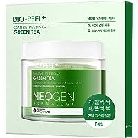 NEOGEN DERMALOGY BIO-PEEL GAUZE PEELING GREEN TEA 0.32 oz / 9.5ml (8 PADS)