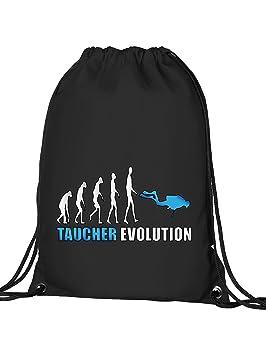 Buceo Evolution - TURN Bolsa - golebros, Unisex, negro/azul ...