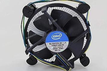 Ayazscmbs CPU Enfriador Ventilador Intel Compatibles para LGA1150 ...