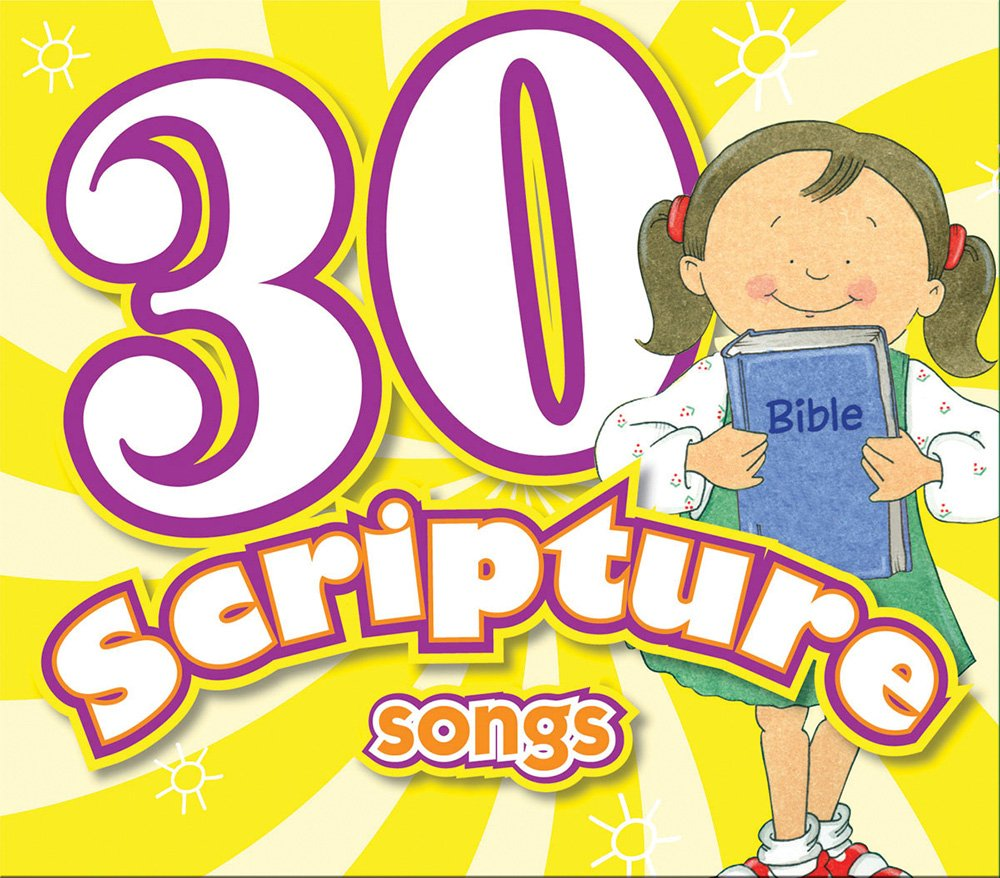 Download 30 Scripture Songs CD (Kids Can Worship Too! Music) ebook