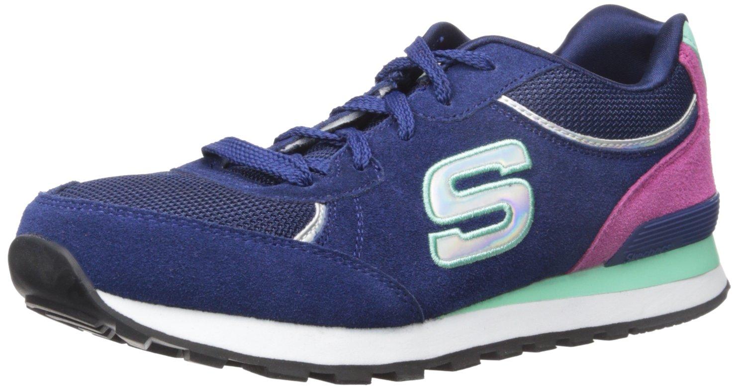 Skechers Damen OG 82 Flynn Sneakers  41 EU|Blau (Nvaq)
