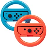 Volante para el Controlador de Interruptor para Nintendo, Juego de Carreras Manipulate Grip Steering for Nintendo Switch Joy-