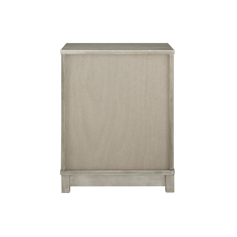 Messaging Receptions Great for Kitchen D/écor Classic Brands Z01101-1102 Sam /& Jack Large Rustic Decorative Chalkboard Frame Weddings Antique White
