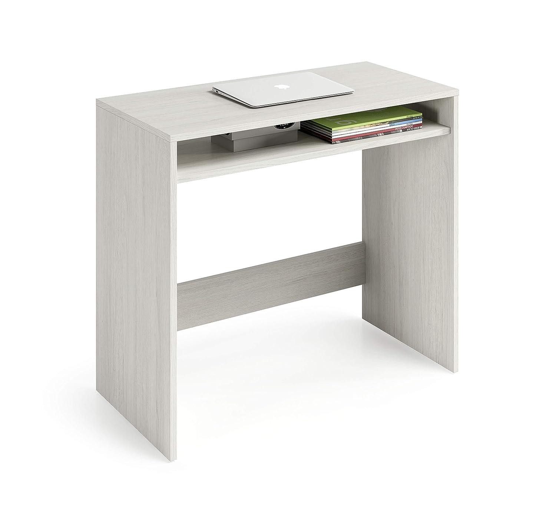 Esidra Consolle scrivania 79 x 79 x 43 cm Bianco