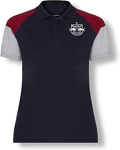 Red Bull Salzburg Horizon Camisa Polo, Mujeres - Official ...