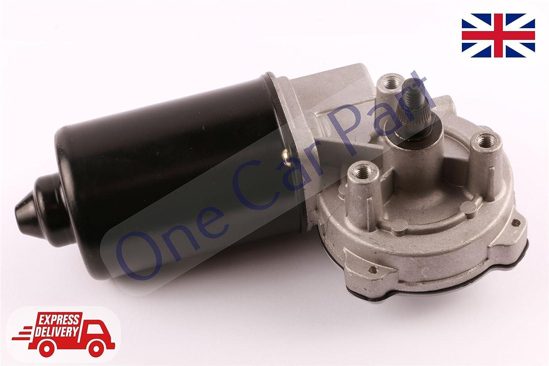 Clio símbolo Motor del limpiaparabrisas delantero 2009 - -> 12 V 64300019 59019: Amazon.es: Coche y moto