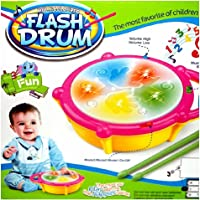 VE Kid's Flash Musical Drum