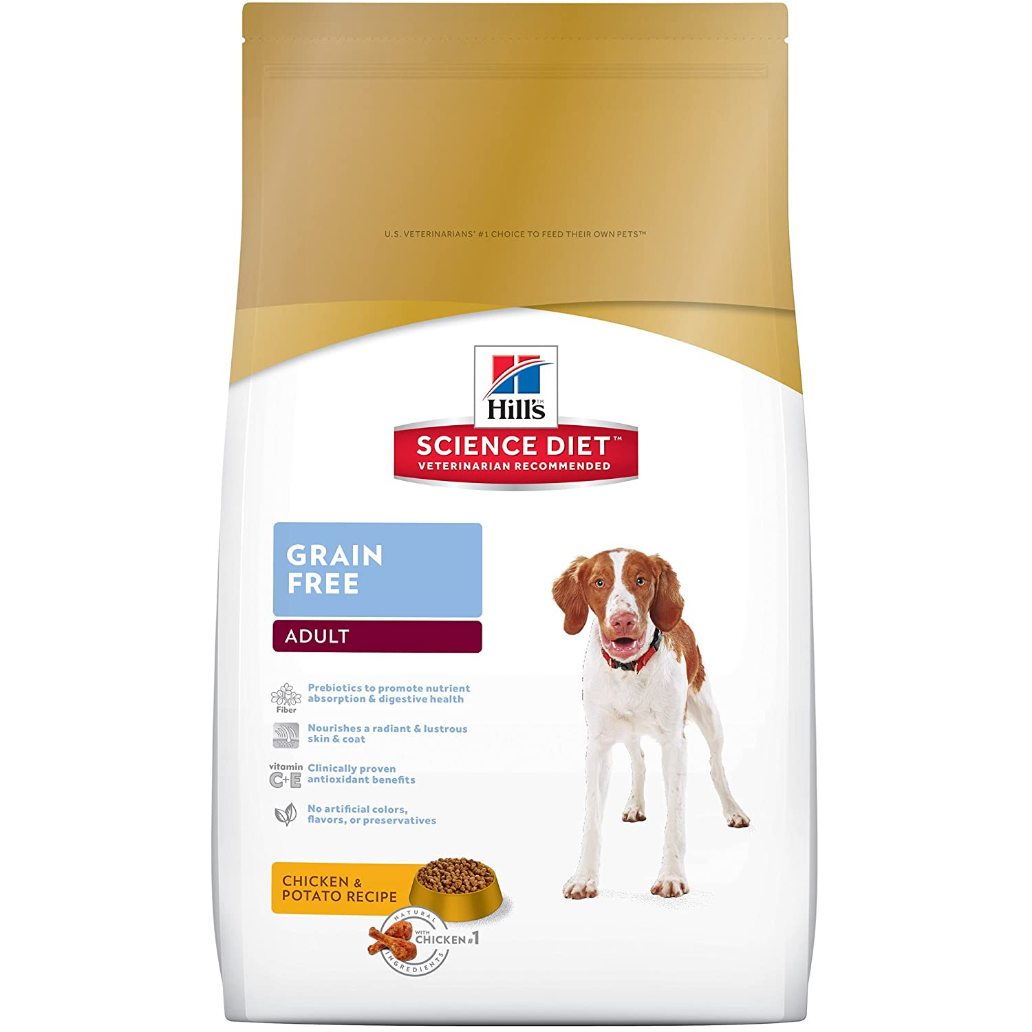 Hill's Science Diet Adult Grain-Free Dry Dog Food