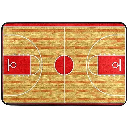 sodnz Floor Mat Madera Dura Cancha De Baloncesto Sala De ...