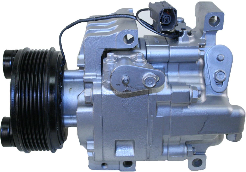 TCW 25720.6T1 A/C Compressor (Remanufactured in USA)
