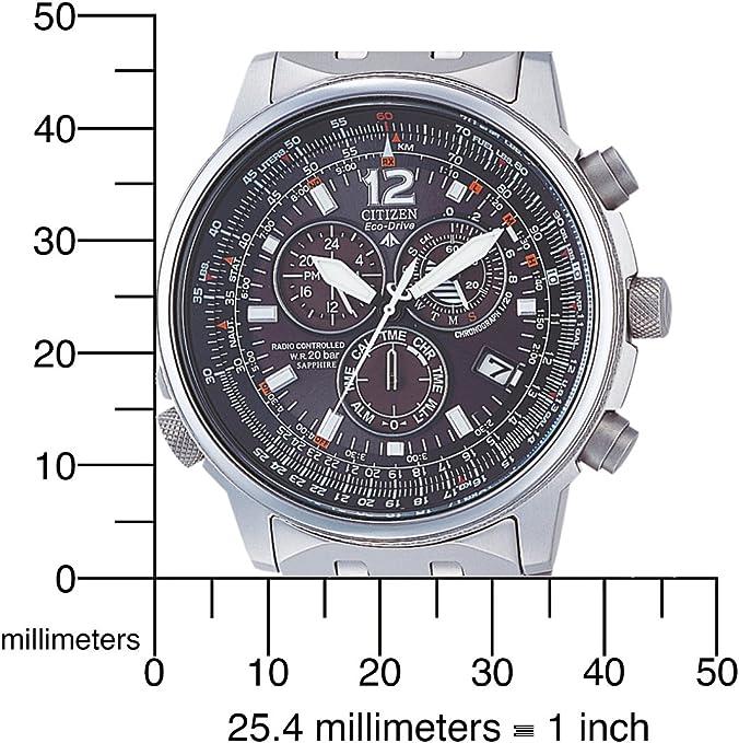 Reloj Citizen Radiocontrolado AS4050 51E Relojes Citizen