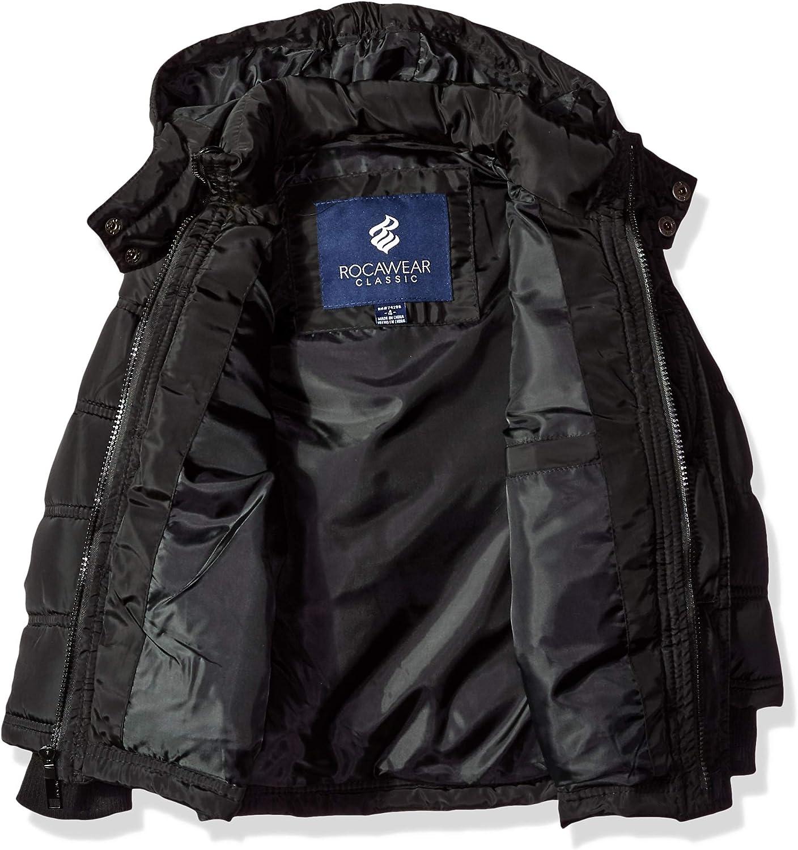 Rocawear Boys Little Classic Bubble Jacket