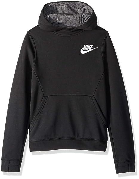 e3adb7779d Amazon.com  NIKE Sportswear Boys  Club Pullover Hoodie