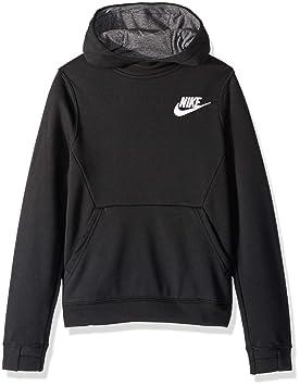 Nike Sportswear Club - Sudadera con Capucha para niño: Amazon.es: Deportes y aire libre