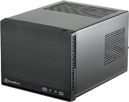 SilverStone SST-SG13B-Q - Carcasa de ordenador compacta cubo Sugo ...