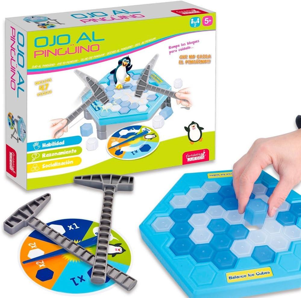 Juinsa- Juego Pingüinos (96202): Amazon.es: Juguetes y juegos