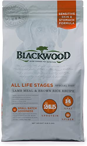 Blackwood Pet Food 22233 All Life Stage