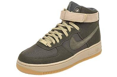hot sale online c17e7 e1066 Amazon.com | Nike WMNS Women's Air Force 1 Hi UT Basketball ...