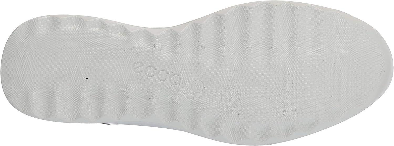 ECCO Flexurerunnerw, Scarpe da Ginnastica Basse Donna Nero Black 1001