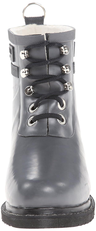 ILSE JACOBSEN Women's Rub 2 Rain Boot B006B0INAW 40 B(M) M EU / 10 B(M) 40 US|Grey 57d41e