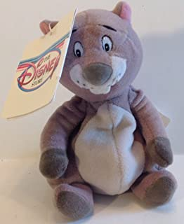 Disney Mini Bean Bag Plush Gopher from Winnie the Pooh