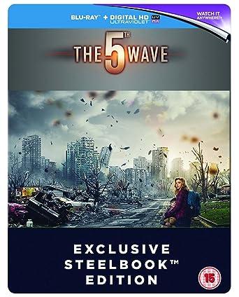 The 5th Wave - Steelbook Blu-ray 2016 Region Free: Amazon co