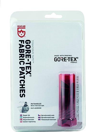 McNett Gore Tex - Parches reparadores de Tejido Gore-Tex