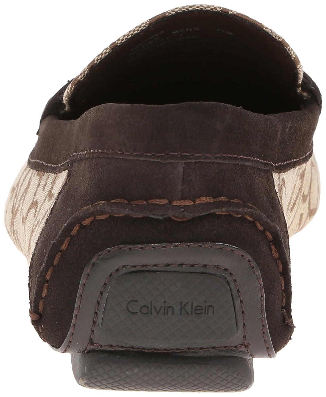 Calvin Klein - Mocasines para Hombre Verde Caqui: Amazon.es: Zapatos y complementos