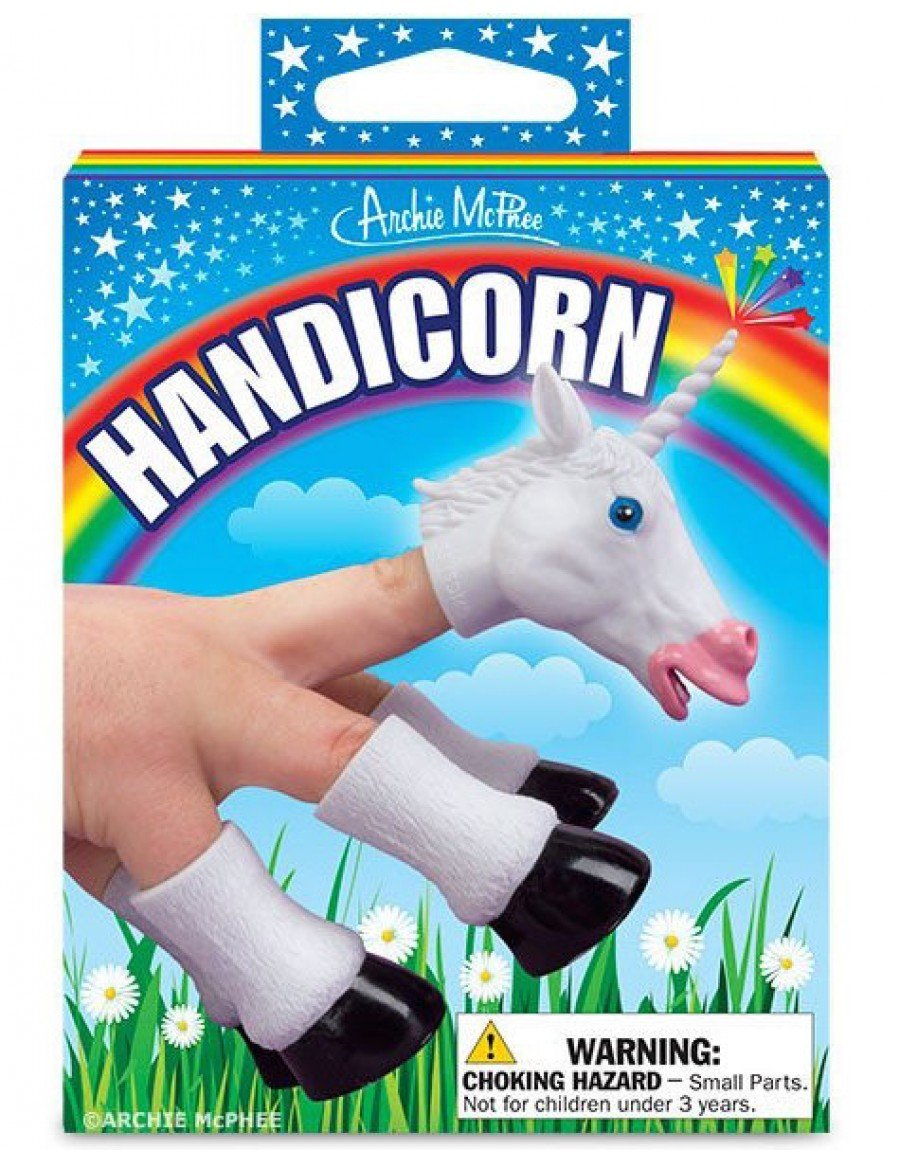 Accoutrements Handicorn (2 Sets Containing 4 Hooves and 1 Unicorn Head Each) 3