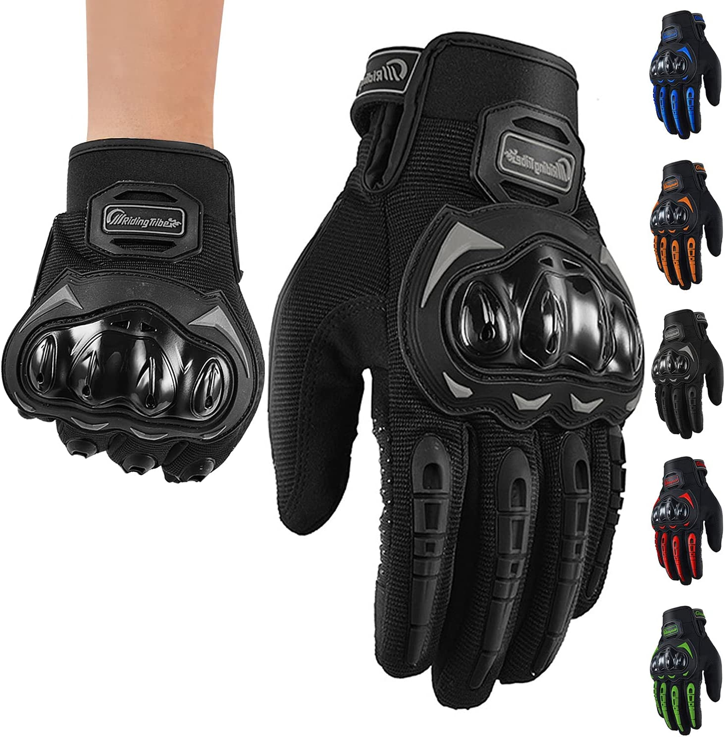 Motorcycle Gloves Mountain Bike Bicycle Cycling Motocross Sports Gloves