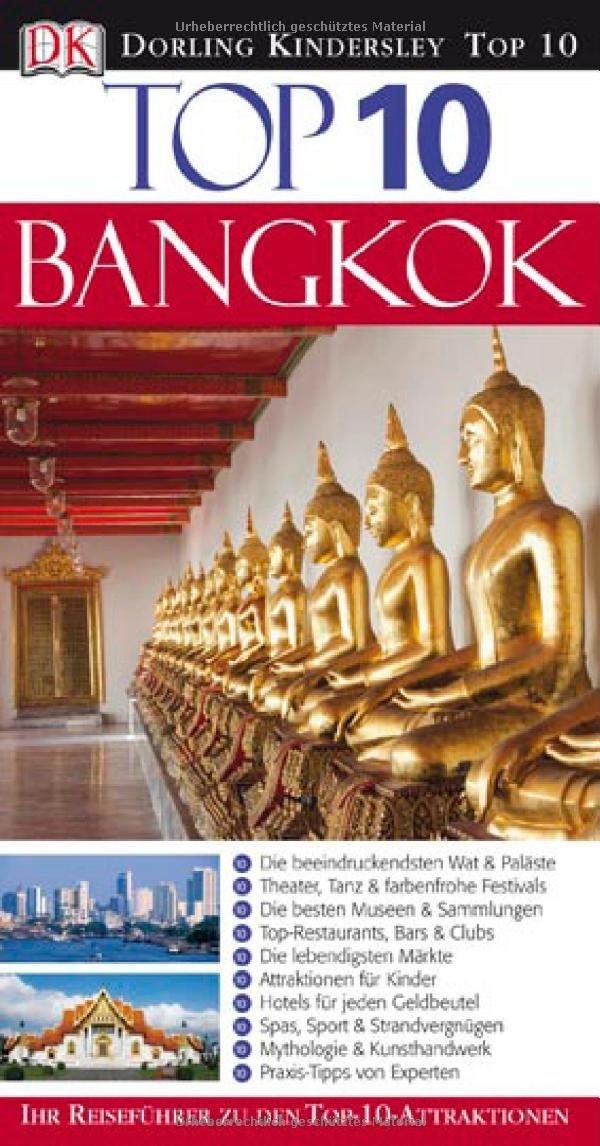 Dorling Kindersely Top 10 Reiseführer Bangkok
