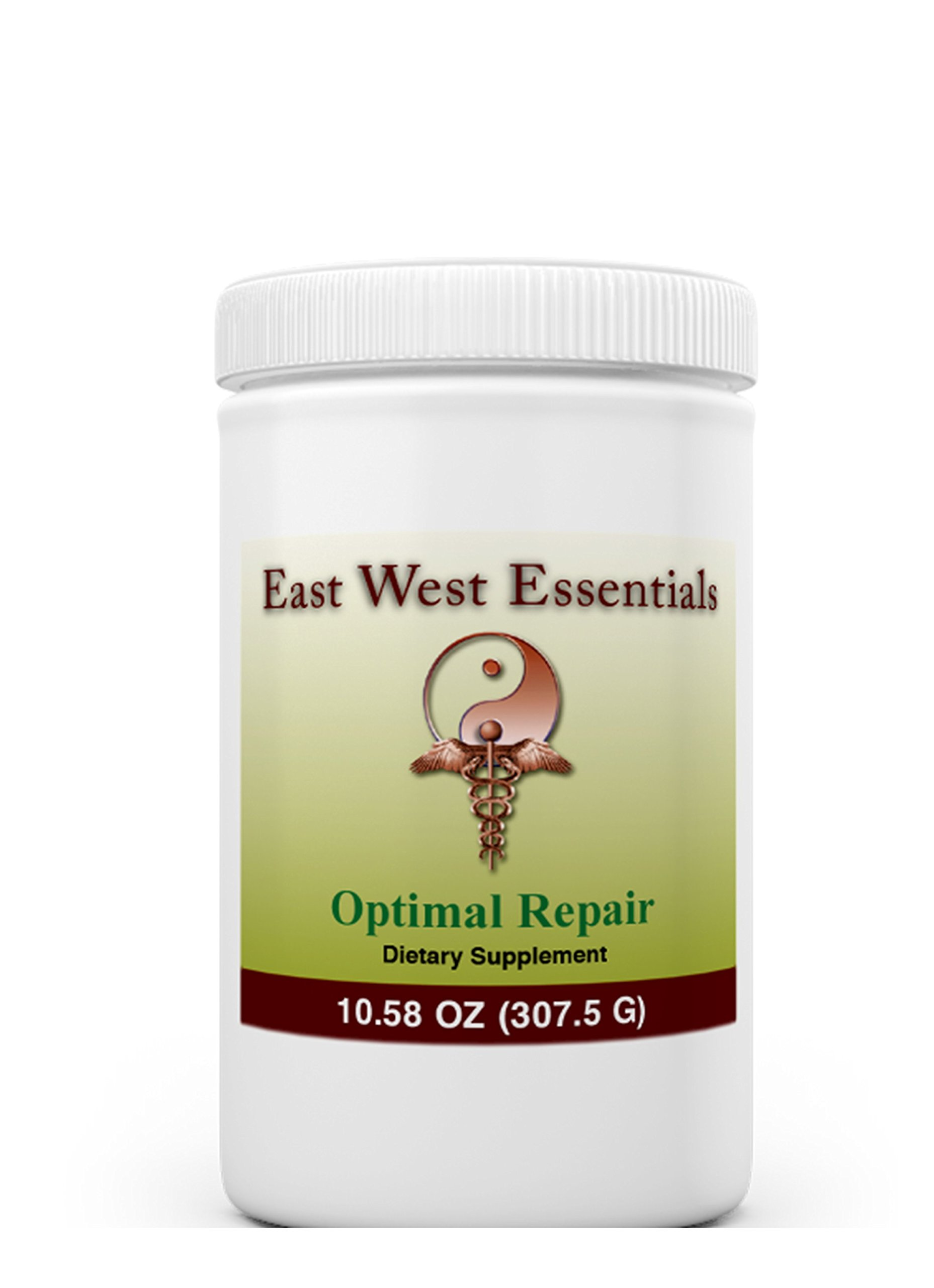 Optimal Repair Blend - Dietary Supplement by East West Essentials - Recover Faster From Adrenal Fatigue - Antioxidant Rich - Features OxyPhyte by East West Essentials