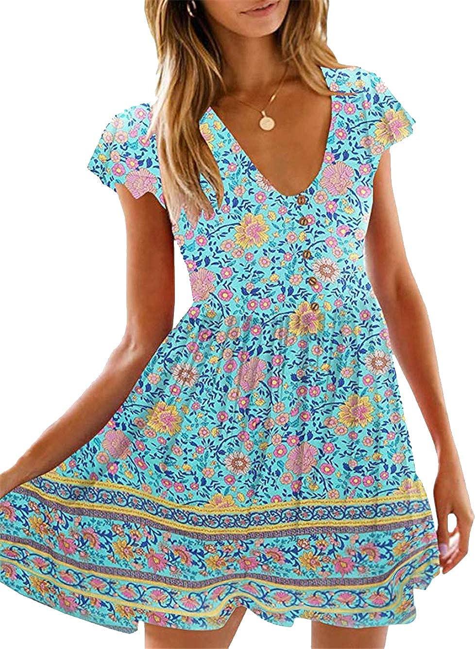 casual summer modern dress