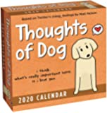 Thoughts of Dog 2020 Calendar