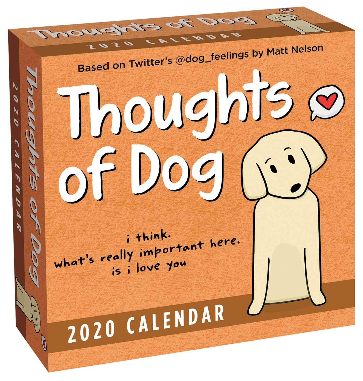 What\\\\\\\\\\\\\\\\\\\\\\\\\\\\\\\'S The Best Tablet For 2020 Thoughts of Dog 2020 Day to Day Calendar: Matt Nelson