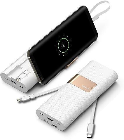 iWALK 20000mAh Alta Capacidad Móvil Batería Externa, Power Pack ...