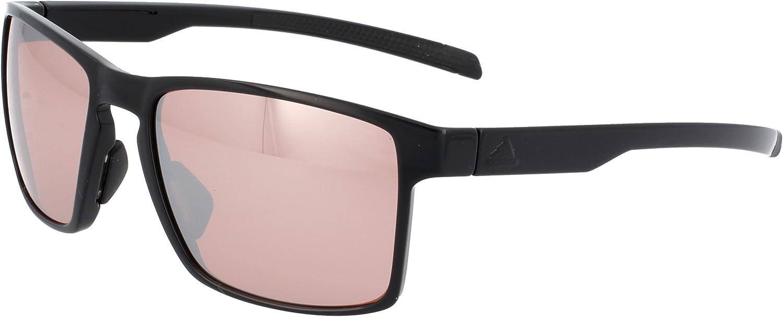 en voz alta República terremoto  Amazon.com: adidas Eyewear Wayfinder - Black Shiny Frame - LST Active  Silver Lens - 0-AD30/75 9100 00/00: Clothing