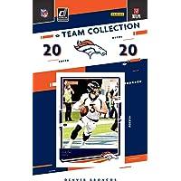 2020 Panini Football Denver Broncos Team Set 14 Cards W/Drafted Rookies