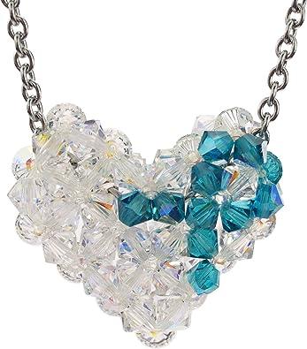 ovarian cancer jewelry swarovski