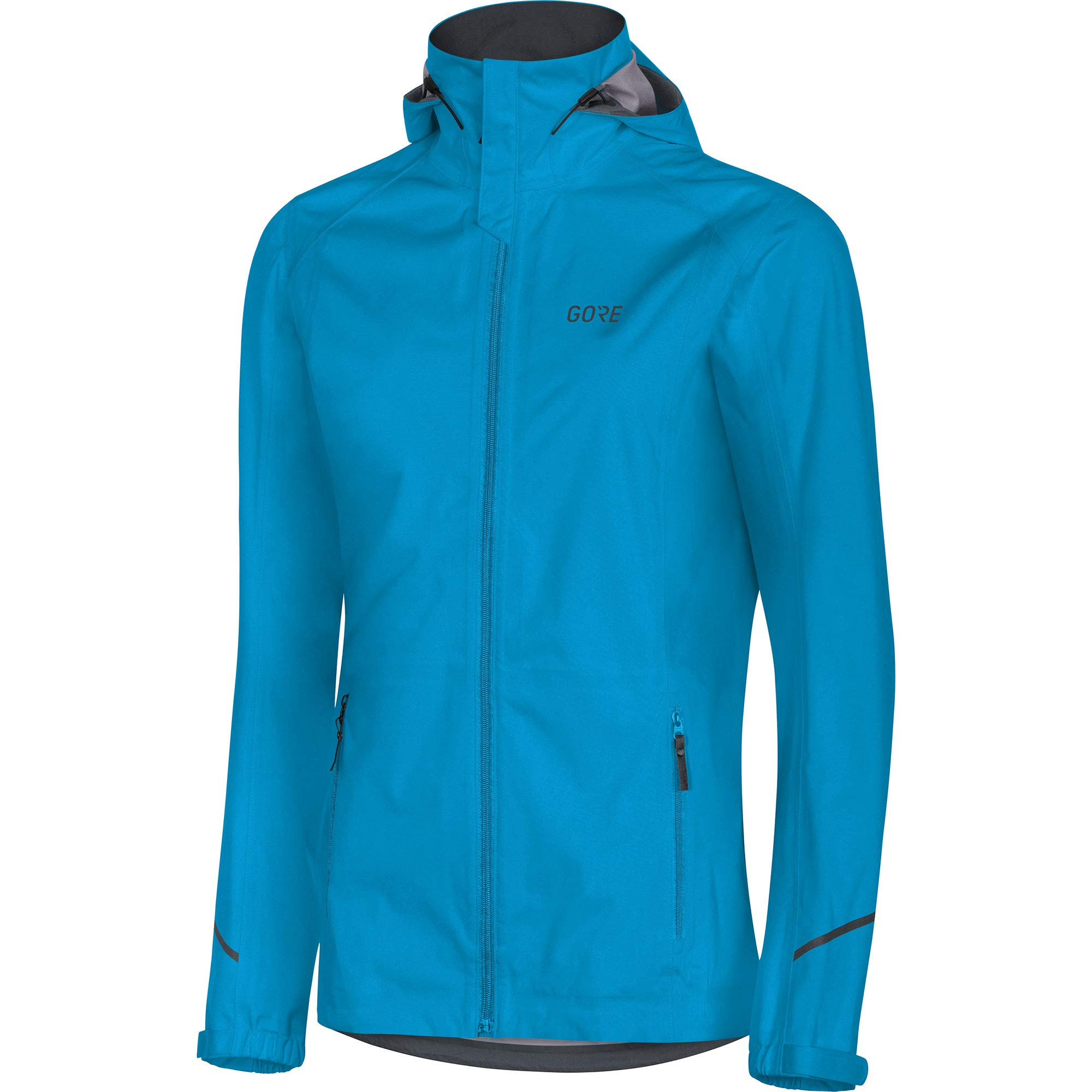 GORE Wear R3 Ladies Hooded Jacket GORE-TEX Active, XS, Blue