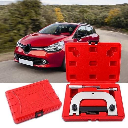 GOTOTOP - Juego de 3 Herramientas de sincronización para Motor de Gasolina, 16 V de Ajuste, para Renault 1.4 1.6: Amazon.es: Coche y moto