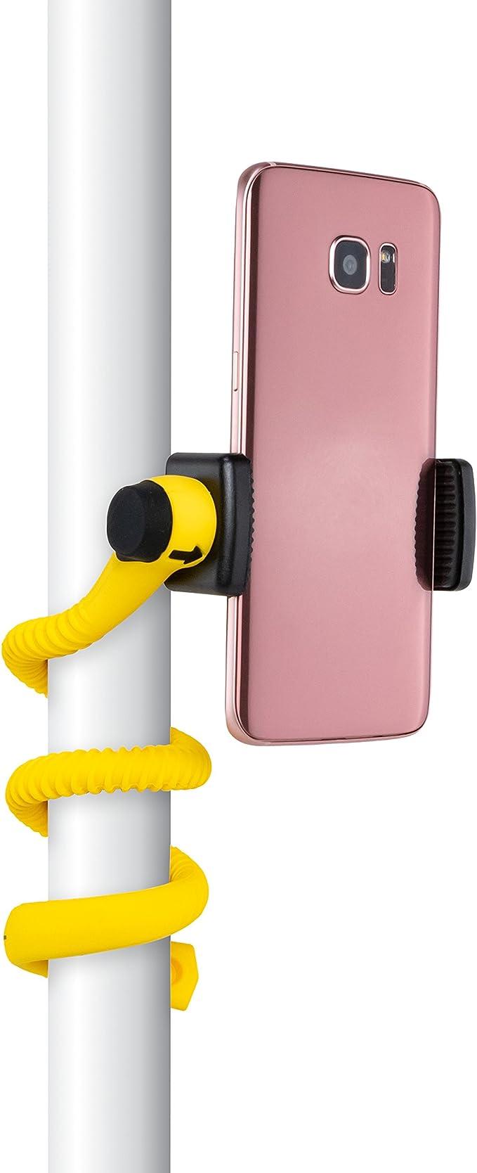 Gekkostick Flexible Smartphone Selfie Stick Portable Kamera