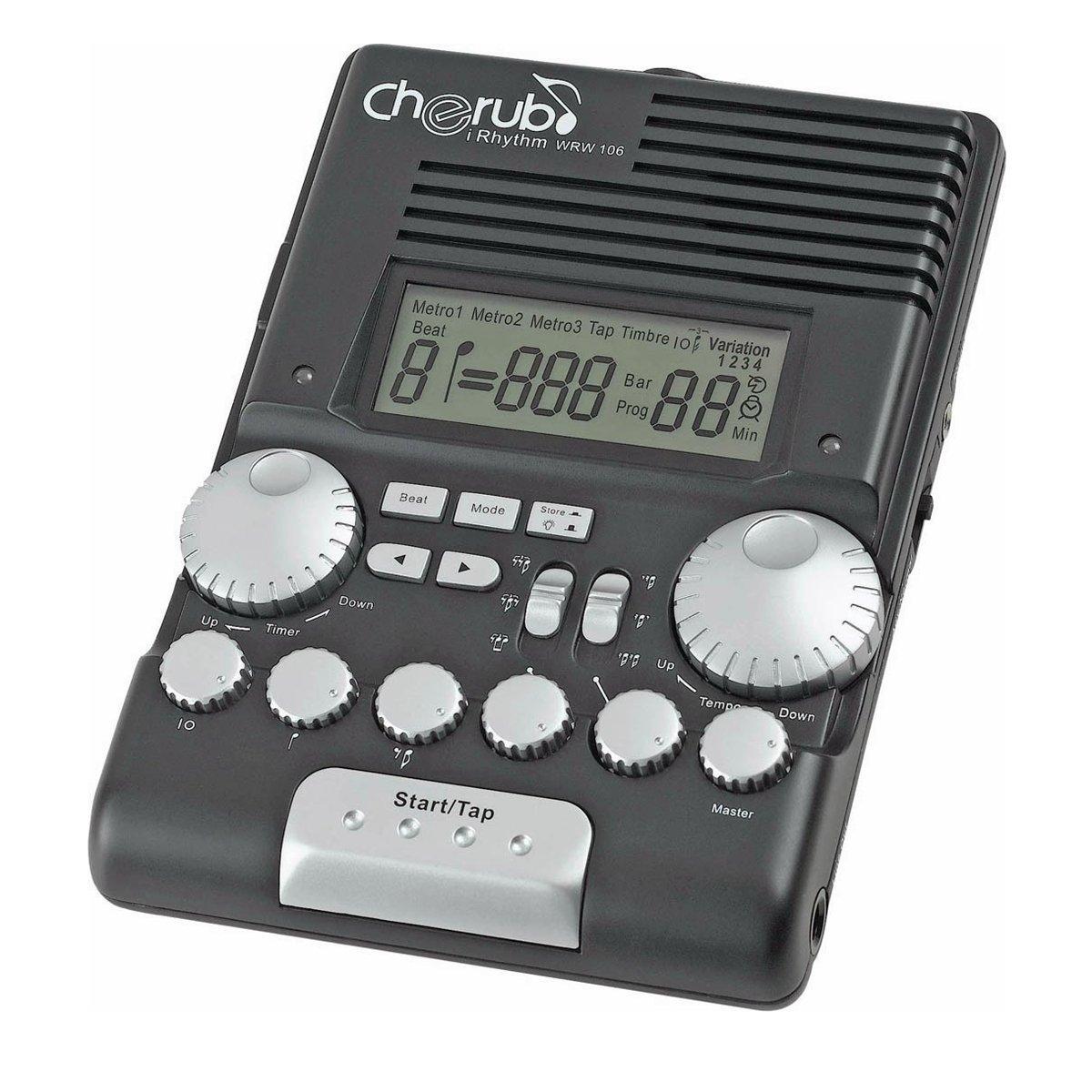 Cherub WRW-106 Drummer Trainner Metronome Rhythm Meter Cherub Technology Co .Ltd